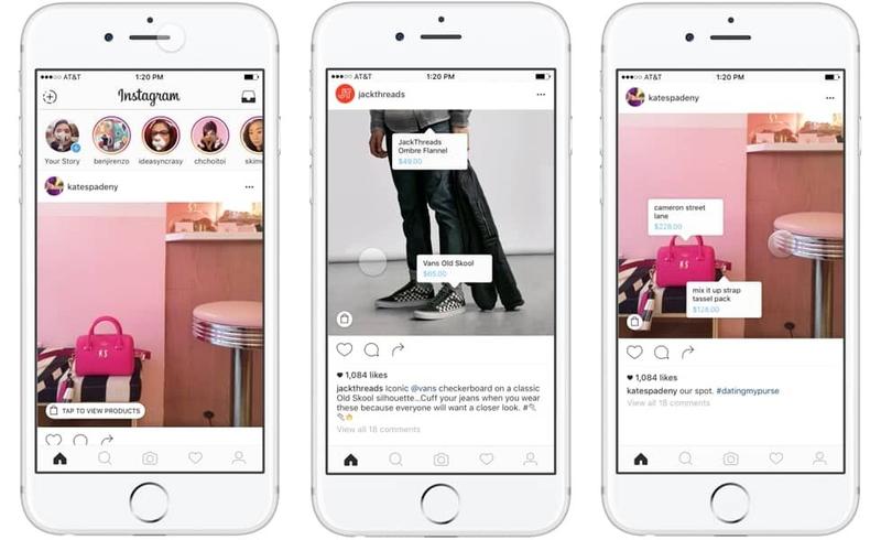 5 étapes pour créer sa boutique Instagram Shopping ! | SLAP digital